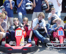 City Kart: stages, initiations, compétitions...